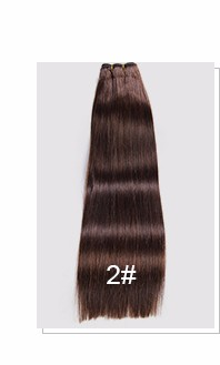 [Real Beauty] Brazilian Straght Hair P18/613 Color Bundles Remy Human Hair Extensions 100g/pc Free Shipping