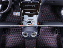 Interior Floor Mats & Carpet Foot Pad Mercedes Benz A-Class W169 W176 09-16 - Auto-Parts store