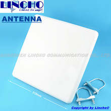 5.8ghz 23dB high gain panel antenna, 5.8GHz wifi wireless transceiver antenna(China)