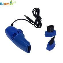 BINMER USB Vacuum Cleaner Designed For Cleaning Computer Keyboard Phone Use  Good Quality Futural Digital AP18