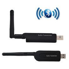 2pc B5 USB Wireless Bluetooth Dongle Adapter Hight Speed Music Sound Receiver Adapter Bluetooth Transmitter for Computer PC