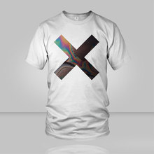 The XX Rock Band Logo Tshirts Coexist Cross Indie Crooks Alternative T-shirts Mens Retro Rock Music T Shirts