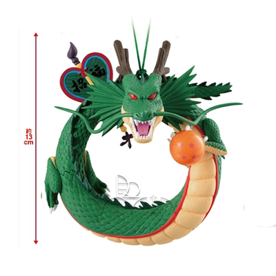Dowin 2018 newest happy new year shenron hot sell dragon ball figure for children toys collection hanging drop model<br>