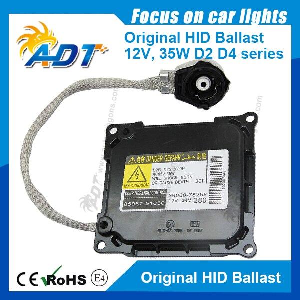 Xenon D2S Ballast OEM KDLT003 / DDLT003 85967-24010 / 85967-53040 / 85967-52020 For Lexus GS460 2008-2011<br>