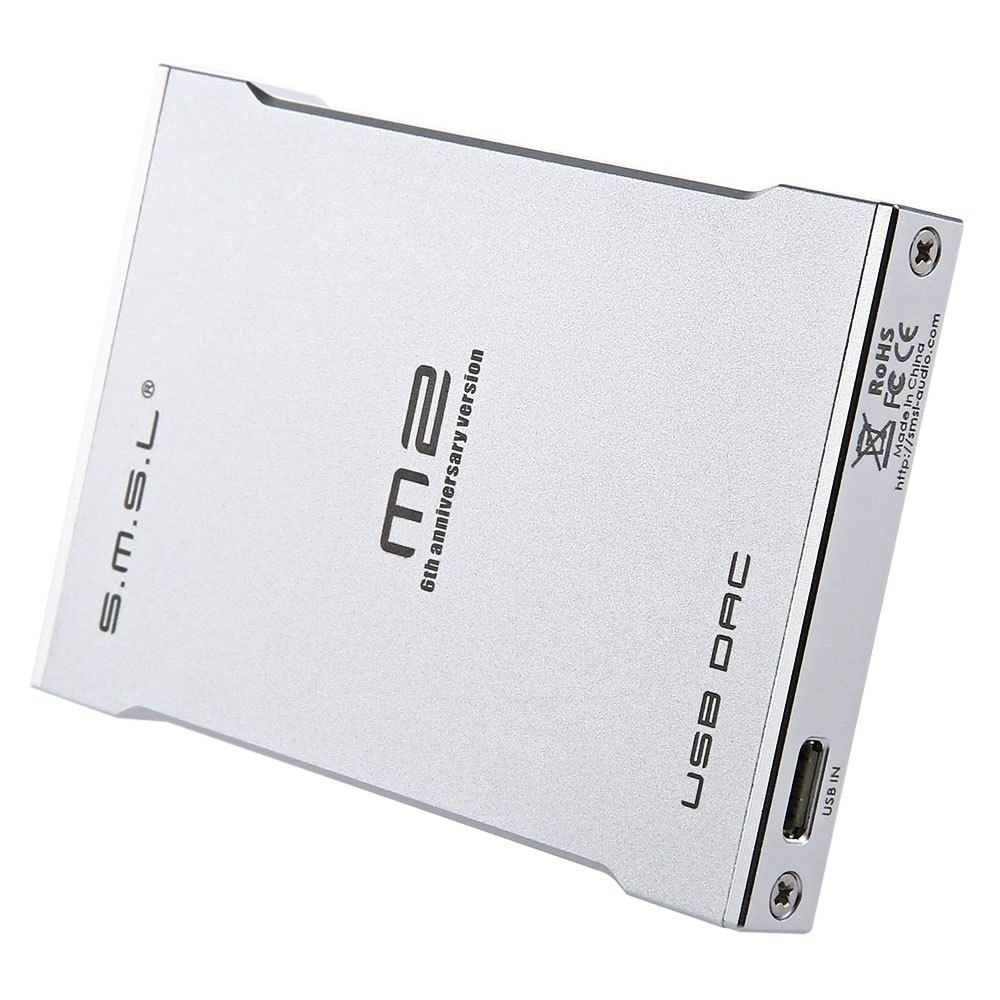 M2 PRO Mini Portable USB DAC Headphone Amplifier E...