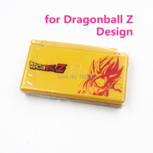 For Dragonball Z Limited Edition Housing Shell Replacement Case Cover for Nintendo DS Lite for NDSL Game Console