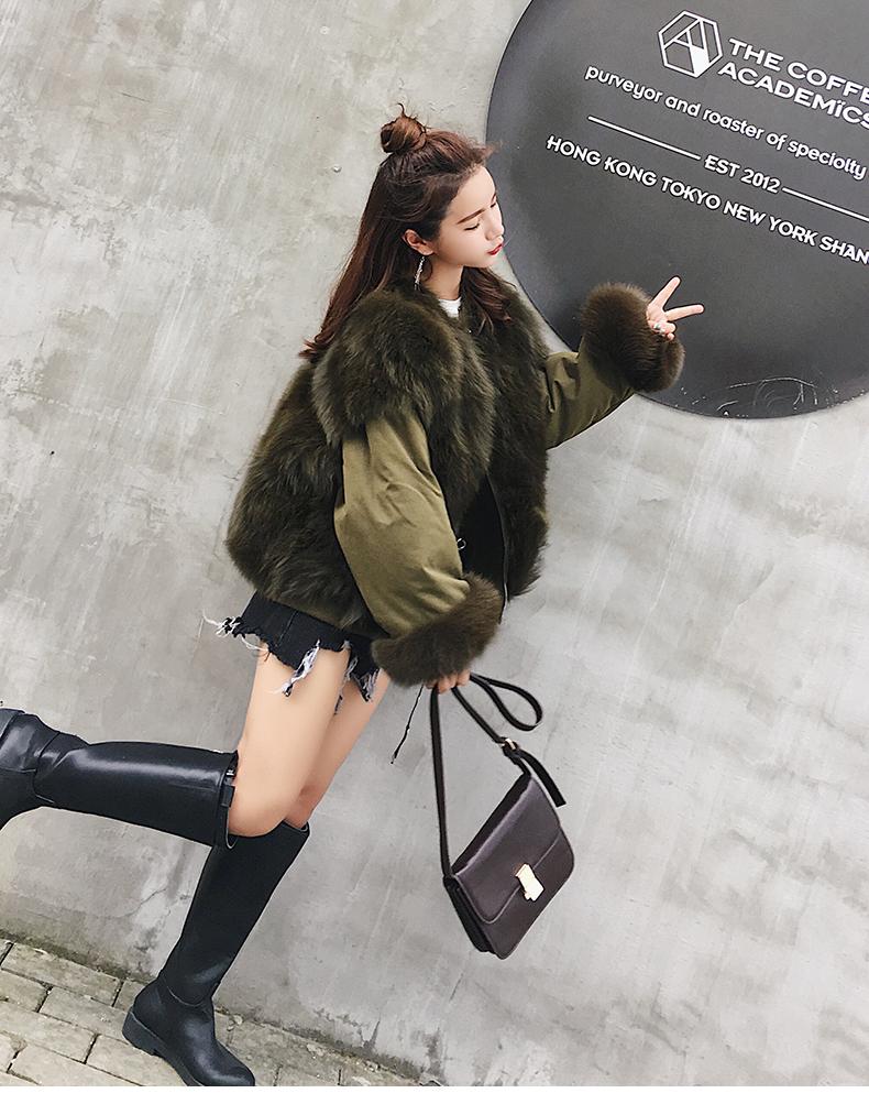 new styles fox fur jacket for women (17)