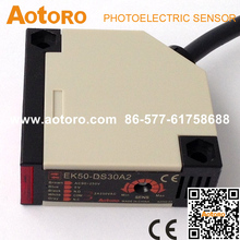 photoelectric sensor EK50-DS30A2hoursing diffuse type manufacturing guaranteed