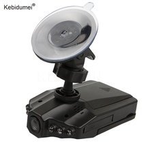 "kebidumei Car Camcorder HD Car LED DVR Road Dash Video Camera Recorder LCD 120degree Night Vision2.5"" Carcorder car(China)"