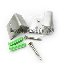 Glass Clip for Cocktail Machine/table top machine/Arcade Game cabinet/Coin operator cabinet/amusement machine/parts/accessories(China)