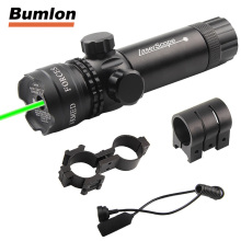 Tactical Red / Green Laser Sight Dot Laser Designator Emitter Airsoft Rifle Gun Laser Scope Shooting Long Distance HT3-0001