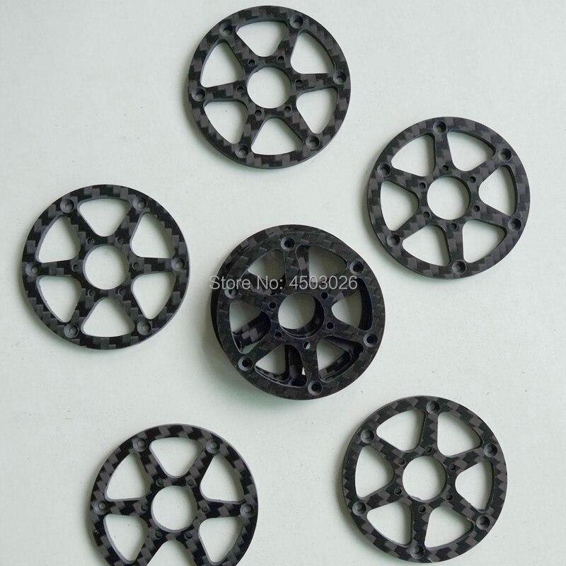 DIY carbon fiber wheel