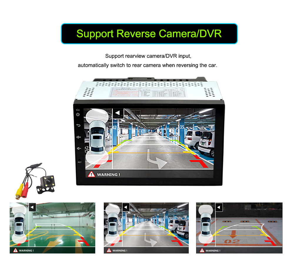 2 din Android 6.0 car dvd player for Toyota Corolla 2007 2008 2009 2010 2011 Quad Core 8 inch 1024600 screen car stereo radio