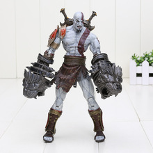 Kratos toy GOD OF WAR 3 game heros Kratos Ghost of Sparta action figures 18cm PVC doll