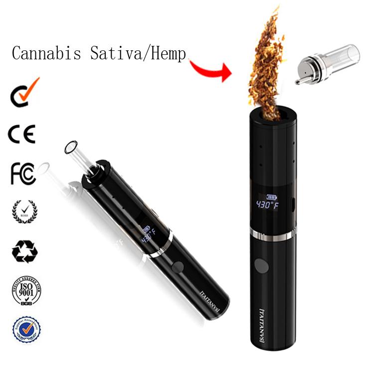 Dry herb vaporizer 8