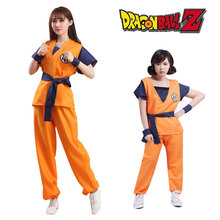 Children Dragon Ball Goku cosplay costume halloween cosplay for boy kids japanese anime carnival adult men dress