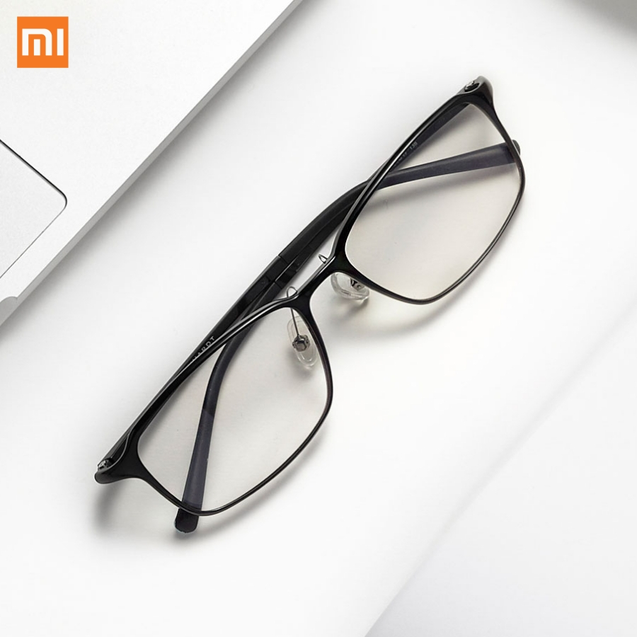 Xiaomi Mijia Anti-blue-rays Protective Glasses Eye Protector For Man Woman Play Phone Computer Games PK Roidmi B1<br>
