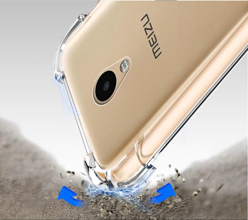 transparent silicone case meizu m5 m5s m5c m5 note (3)