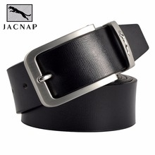 Buy 2017 New Mens Belts fashion wide belt Genuine Leather Black Pin Buckle Cowboy Belts Metal Buckle Belt Free for $7.14 in AliExpress store