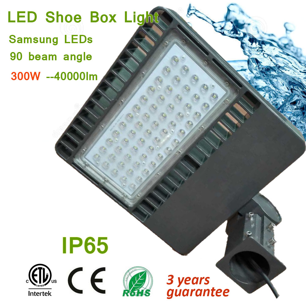 LED Parking Lot Low Profile Shoebox Area Security Light ETL-Listed Qualfied Replaced for 150W-400W HPS u0026 Metal Halide  sc 1 st  AliExpress.com : hps lights lowes - azcodes.com