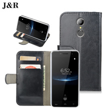 Buy Luxury Wallet Flip Cover Homtom Ht37 Magnetic Leather Case Homtom Ht37 Pro 5.0 Inch Retro Protective Phone Bags for $3.88 in AliExpress store