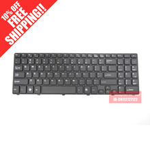 Original FOR Compal QAL50 with frame  laptop keyboard US English