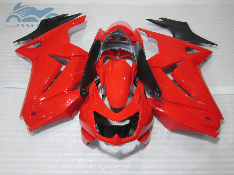 Upgrade your Injection fairings kit for KAWASAKI 2008-2014 Ninja 250 ZX 250R ABS sport fairing bodywork EX250 08 09 10 11 14 red title=