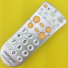 Combinational Universal learning Remote Control controller Chunghop L108E For TV/SAT/DVD/CBL/DVB-T/AUX big button