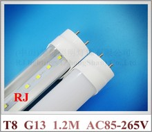 LED tube bulb T8 LED fluorescent tube lamp light SMD 2835 96led 25lm/led G13 1200mm 120cm 1.2m 4 feet 4FT 2000-2400lm 20W CE