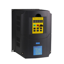 Inverter,4000 watt (4 KW) , input 220V output 380V Variable Frequency Drive for 4KW Motor Speed Control, Drive Capacity: 7KVA