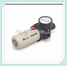 Free Shipping BFR-3000 Pneumatic Air Filter Regulator Combination 3/8""