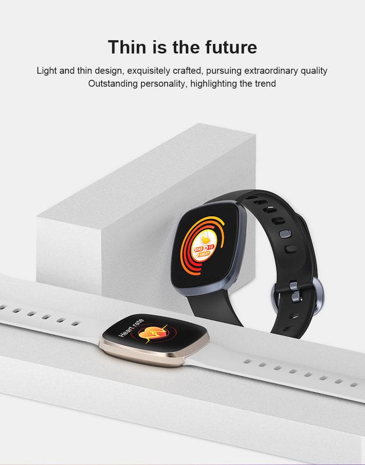2019 smartwatch woman health tracker GT103 smart bracelet activity tracker waterproof IP67 heart rate monitor smart band