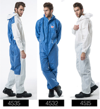 Dust Proof Painting Clothes Anti-static Pesticide Resistant Paint Suit Work Wear