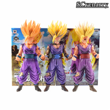 Dragon Ball Z MSP MASTER STARS PIECE THE Son Gohan Super Saiyan 2 PVC Action Figure Collectible Model Toy Christmas Gift CSL114