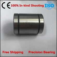 50pcs LM16UU bearing 16*28*37 bush linear bearing 16mm 3d printer bearing high quality and cheap price