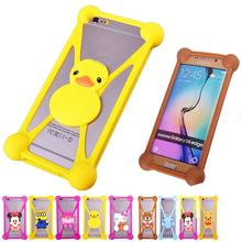 New Rubber Minions Garfield TPU Phones Case For HTC One SV T528t One ST X Silicone Anti knock Cell Phone Cover Case Accessories