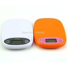 Kitchen scales 7kg/1g 5kg Food Diet Postal Kitchen Digital Scale balance Measuring weighing scales Backligh electronic