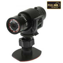 F9 FULL HD 1080P Small Sport Action Camera DV car DVR 120 degree video recorder Waterproof H.264 5.0MP Camcorder