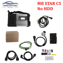 2017 WiFi Version MB SD Connect Compact 5 MB Star C5 Better than MB STAR C4/C3 for Benz Cars and Trucks Multi-Langauge DHL free