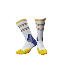 American Professional Men's Lakers Basketball Team Training Socks Combed Nylon Stocking socks Basketball Supplies Cycling Socks(China)