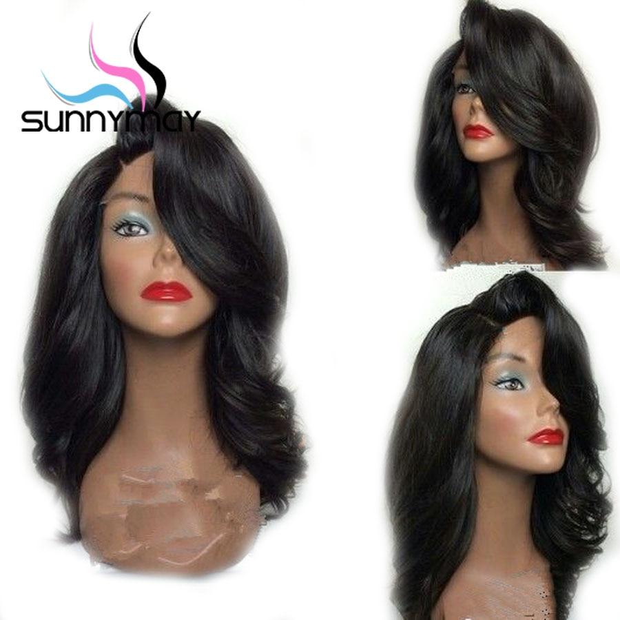sunnymay human hair wig