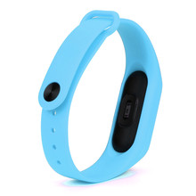 Buy New Silicone Watchbands Wrist Strap Bracelet Replacement Band XIAOMI MI Band 2 Correa Venda Dropshipping JU11 for $1.07 in AliExpress store