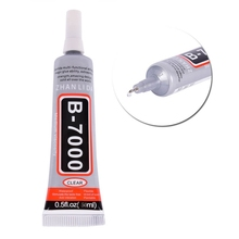 50ml B-7000 Industrial Glue Adhesive 0.5fl.oz Fr Jewelry Nail Mobile Phone Stickers(China)