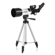 Eyebre Outdoor 133X Zoom Telescope Astronomical Monocular Telescope 400x70mm Refractive Space Travel Spotting Scope with Tripod