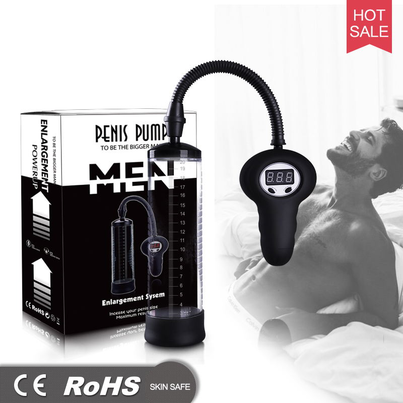 Electric penis pump,penis enlargement,sex products for men penis,sex toys <br>