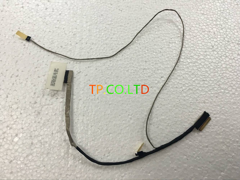 Computer & Office Honesty Original Lcd Video Screen Cable For Lenovo Thinkpad Edge 2-1580 450.06705.0011
