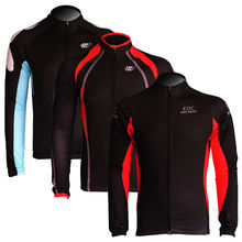 New Fleece Thermal Winter Cycling Long Sleeve Jersey Bike/Bicycle Outdoor Wear 7 Color(China)