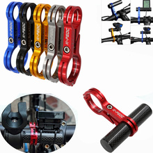 Buy Road Bicycle Bike Handlebar Extension Mount Carbon Fiber Extender Holder Light Computer Extended 31.8MM Cycling Handle Bar for $7.60 in AliExpress store
