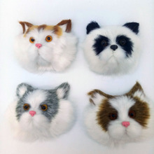 Lovely Simulation Animal Doll Plush Cats Toy Kids Birthday Gift Doll Decorations stuffed toys