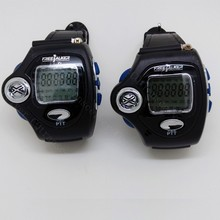 2 Sets CTCSS Compact Radio Smart Wrist Watch Talk About Walkie Talkie with LCD